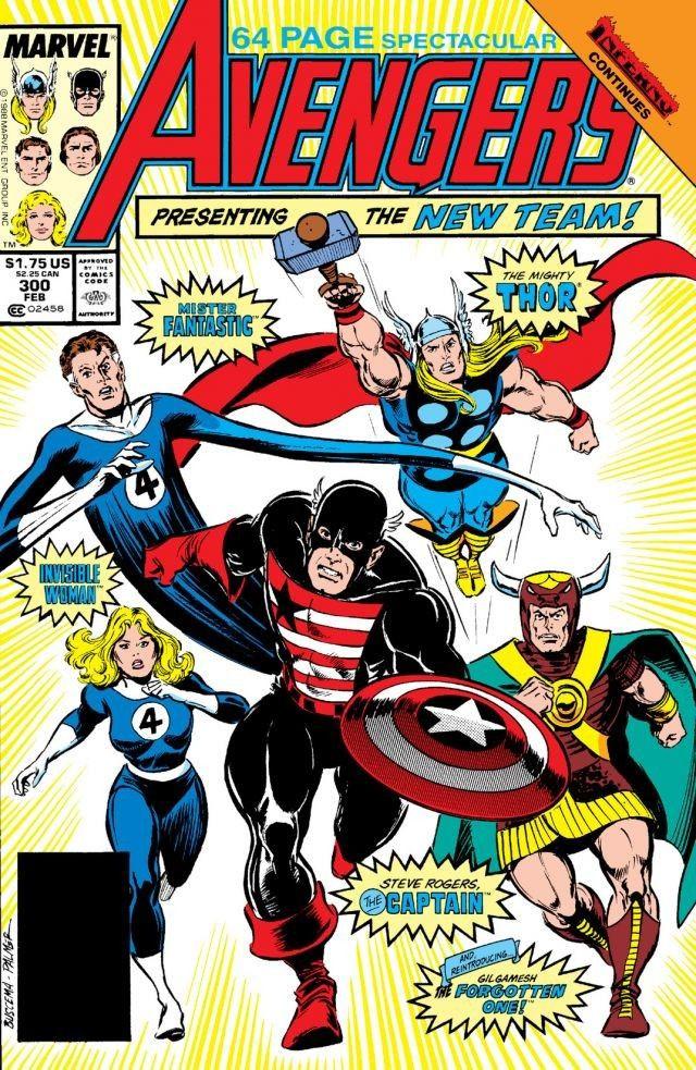 Avengers Vol 1 300