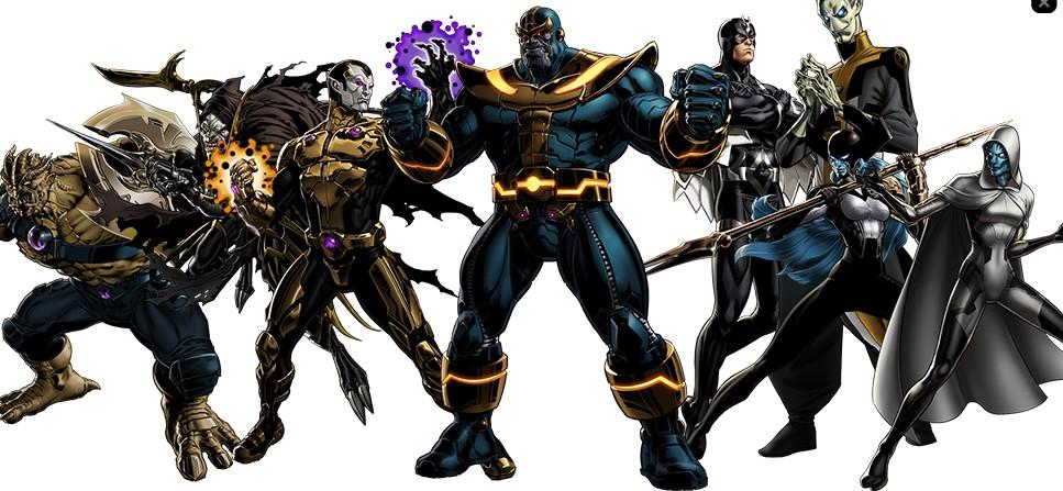 Black Order (Earth-12131)