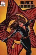 Black Widow Vol 8 1 Charest Variant