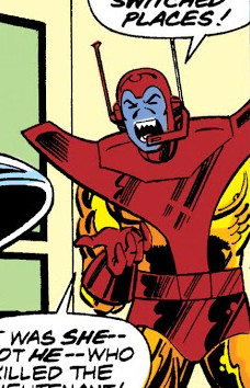 Bloodywing (Earth-691)