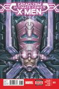 Cataclysm Ultimate X-Men Vol 1 1