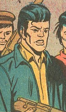 Chou Hanneford (Earth-616)