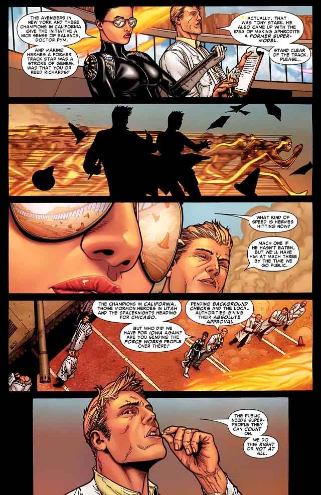 Called (Earth-616)