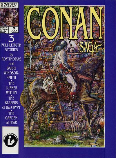Conan Saga Vol 1 3