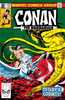 Conan the Barbarian Vol 1 121