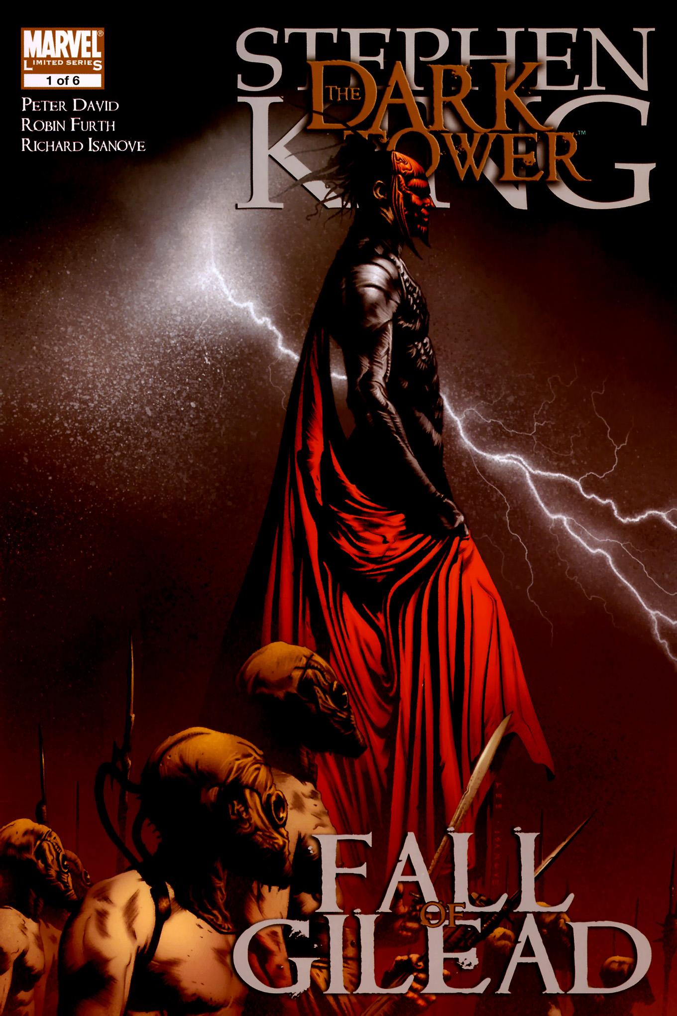 Dark Tower: The Fall of Gilead Vol 1 1