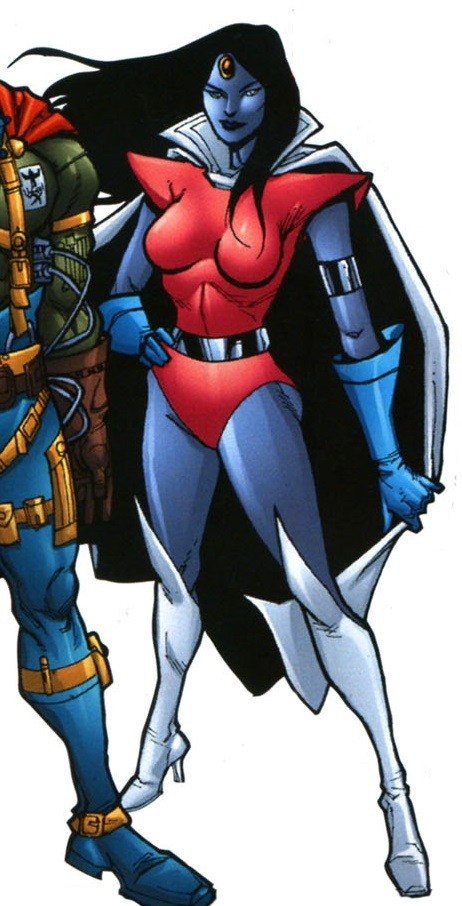 Daydra (Earth-616)
