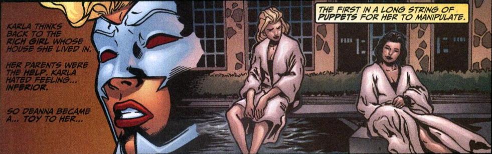 Deanna Stockbridge (Earth-616)