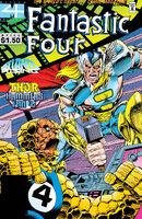 Fantastic Four Vol 1 402