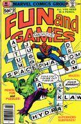 Fun and Games Magazine Vol 1 2