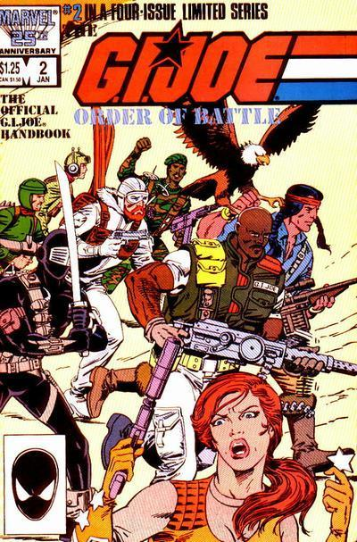 G.I. Joe: Order of Battle Vol 1 2