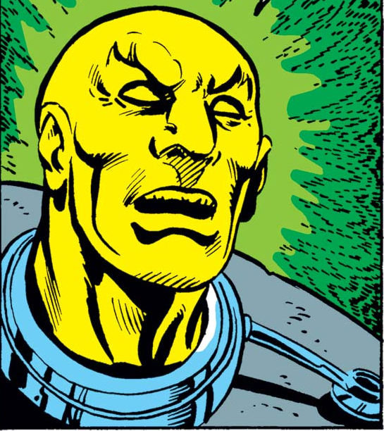 Head (Cyborg) (Earth-616)