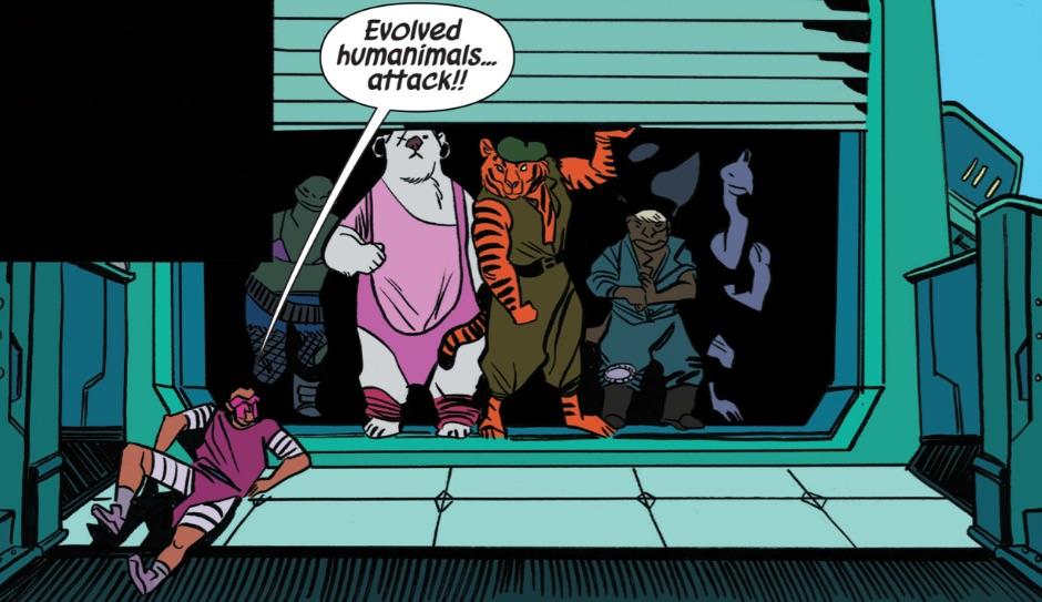High Evolutionary's Goons (Earth-616)/Gallery