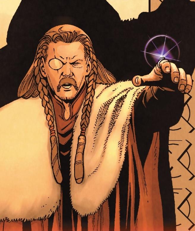 Howard Odin (Warp World) (Earth-616)