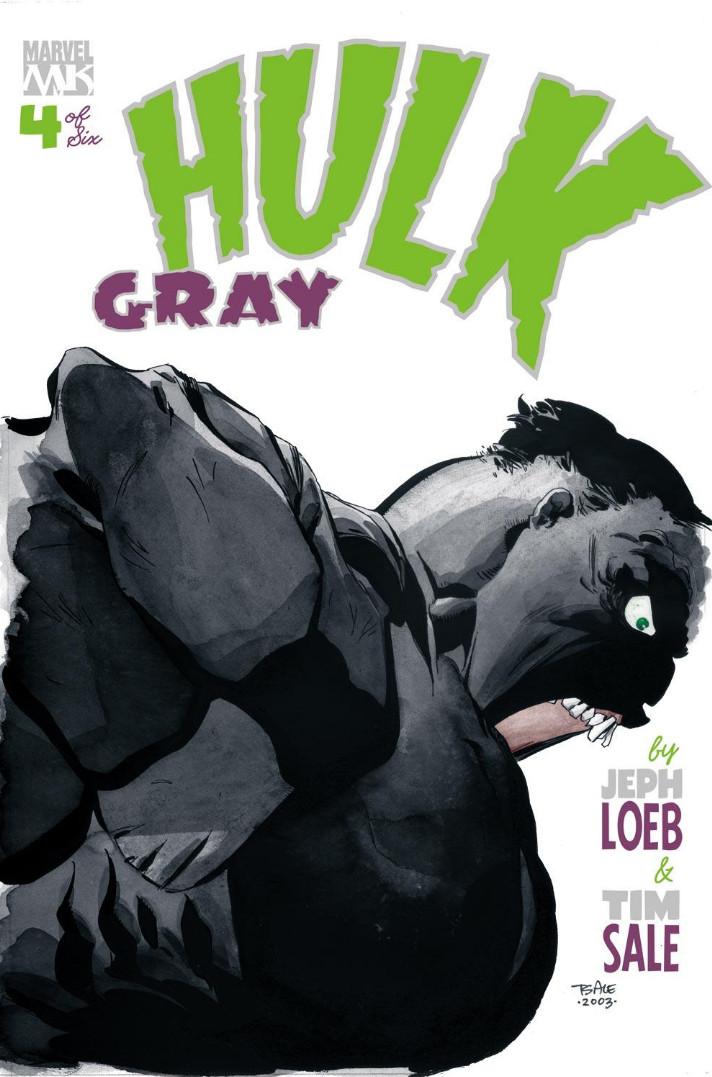 Hulk: Gray Vol 1 4