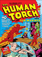 Human Torch Vol 1 3
