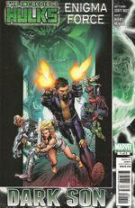 Incredible Hulks: Enigma Force Vol 1