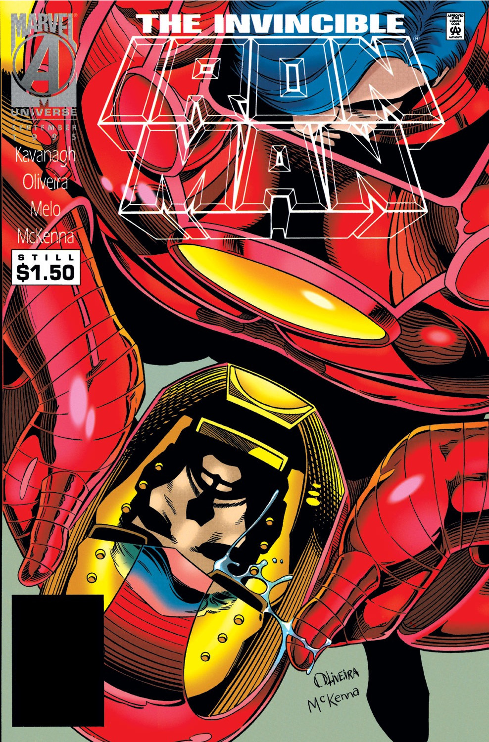 Iron Man Vol 1 320