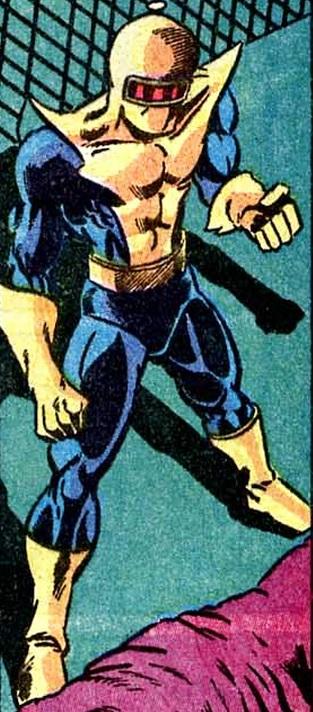 Luis Barrett (Earth-616)