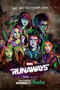 Marvel's Runaways poster 017