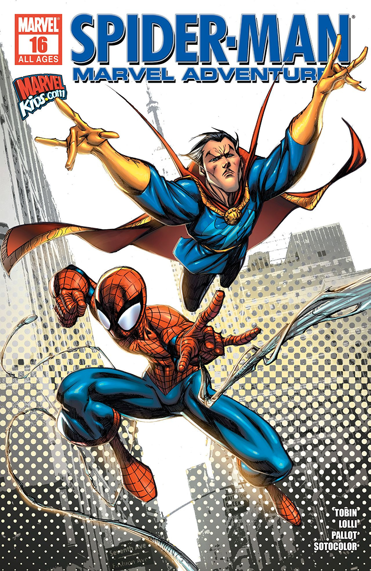 Marvel Adventures: Spider-Man Vol 2 16