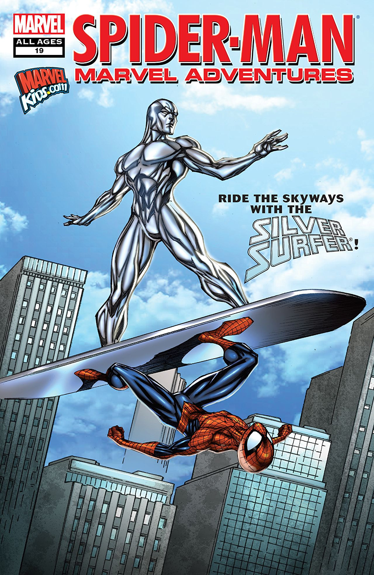 Marvel Adventures: Spider-Man Vol 2 19