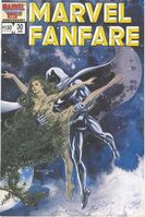 Marvel Fanfare Vol 1 30