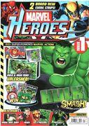 Marvel Heroes (UK) Vol 1 1