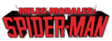Miles Morales Spider-Man (2018) logo
