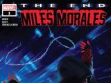 Miles Morales: The End Vol 1 1