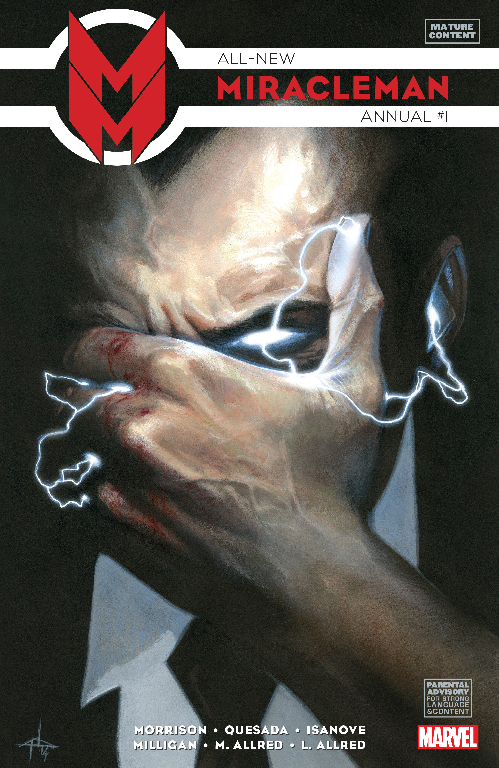 All-New Miracleman Annual Vol 1 1