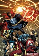 New Avengers Vol 1 53 Textless