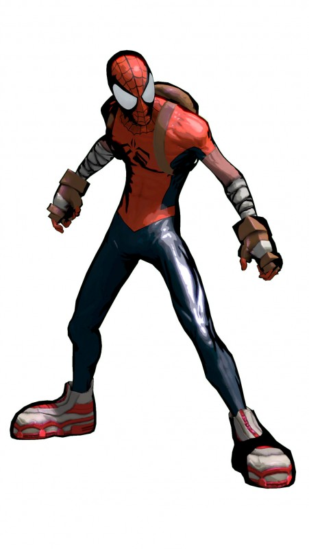 Peter Parker (Mangaverse) (Earth-TRN580)