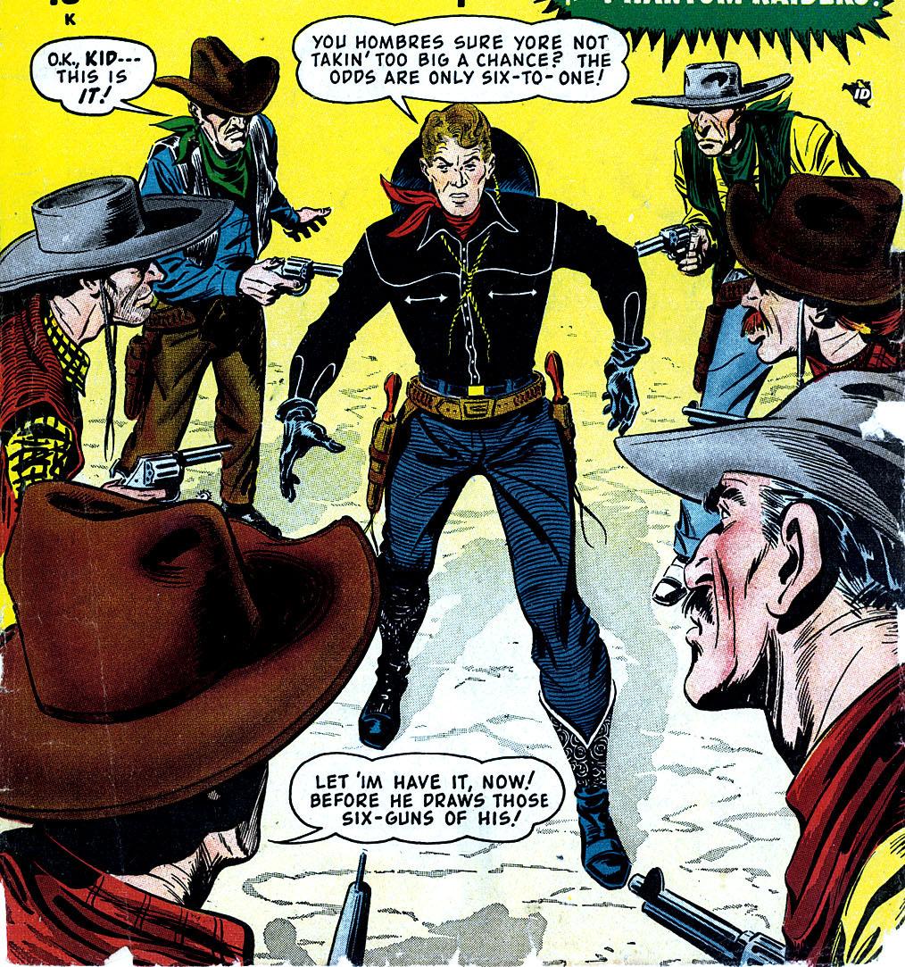 Phantom Raiders (Earth-616)/Gallery