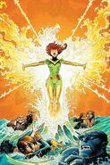 Phoenix Resurrection The Return of Jean Grey Vol 1 1 Adams Variant Textless