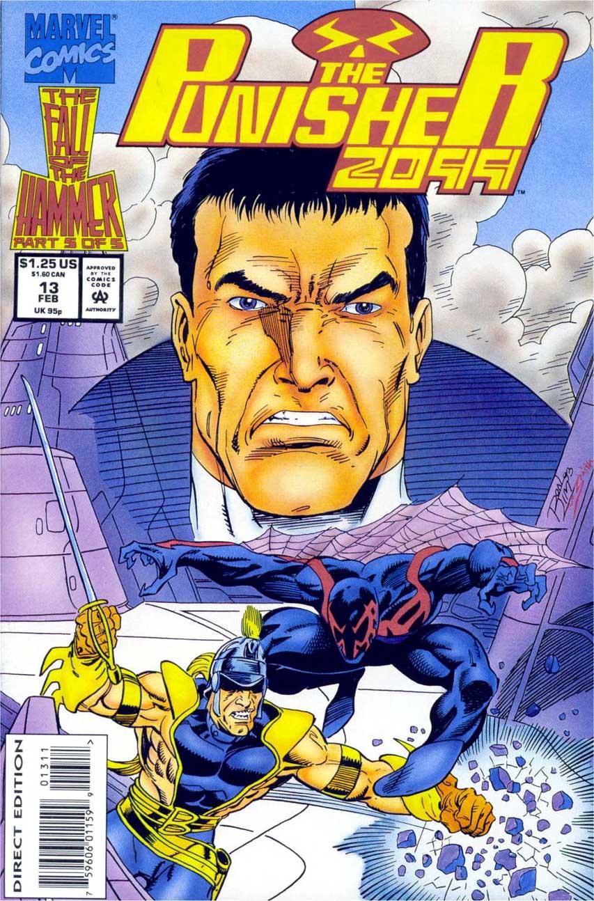 Punisher 2099 Vol 1 13