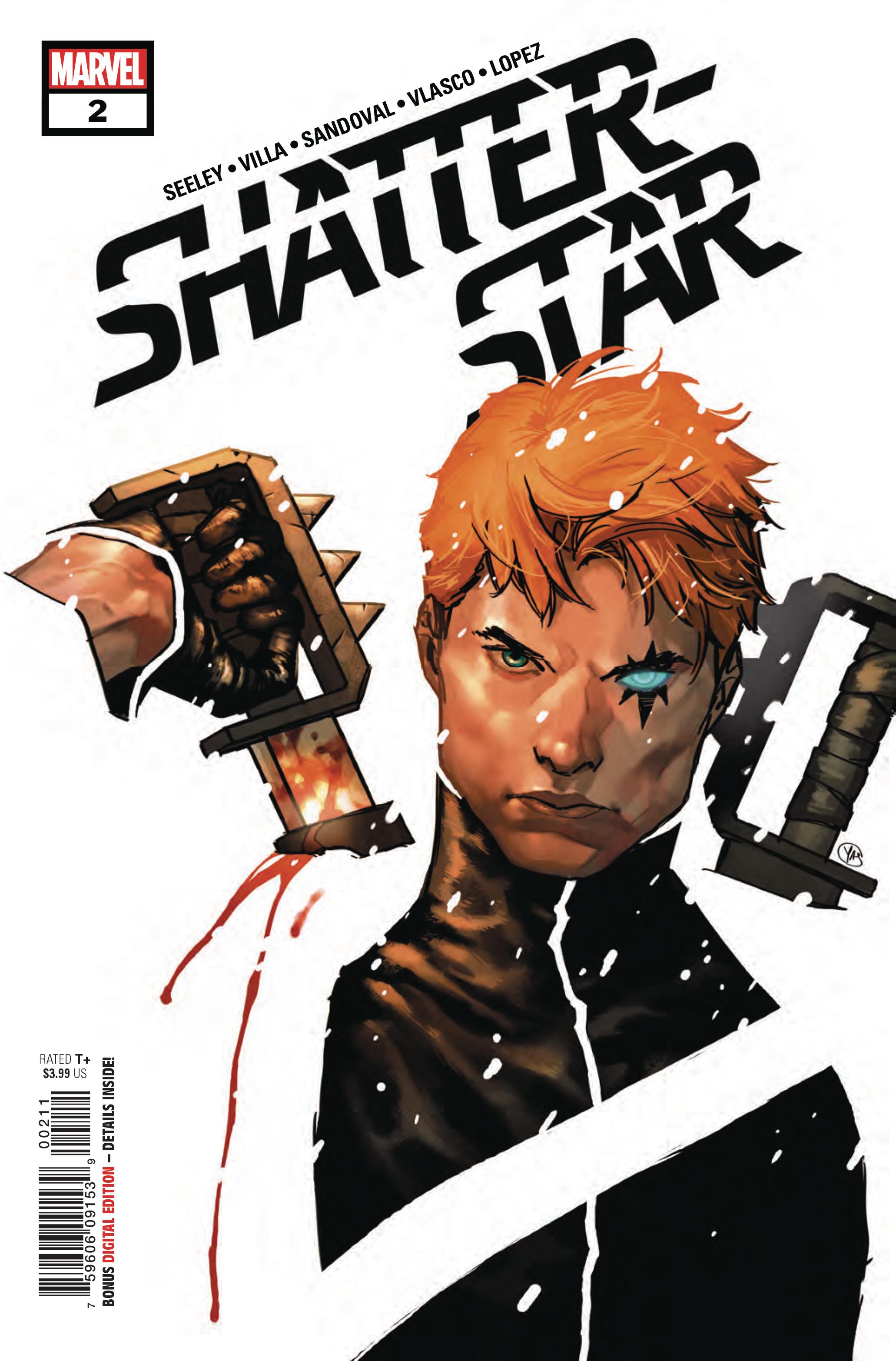 Shatterstar Vol 1 2
