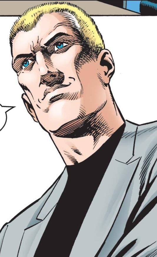 Simon Krieger (Earth-616)
