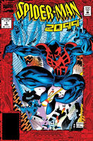 Spider-Man 2099 Vol 1 1