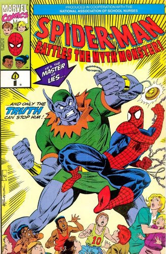 Spider-Man Battles the Myth Monster Vol 1