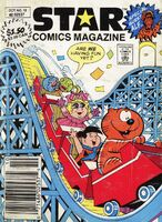 Star Comics Magazine Vol 1 12