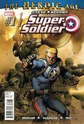 Steve Rogers Super-Soldier Vol 1 1