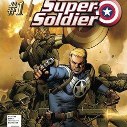 Steve Rogers: Super-Soldier Vol 1 1