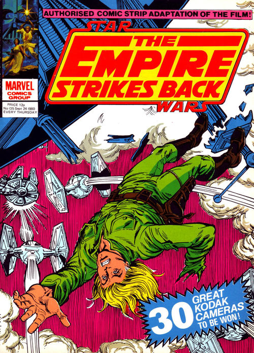 The Empire Strikes Back Weekly (UK) Vol 1 135