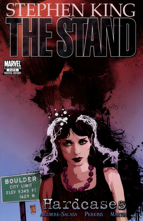 The Stand: Hardcases Vol 1 3