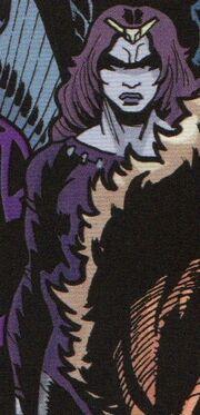 Thundra (Project Doppelganger LMD) (Earth-616) from Spider-Man Deadpool Vol 1 31 001.jpg