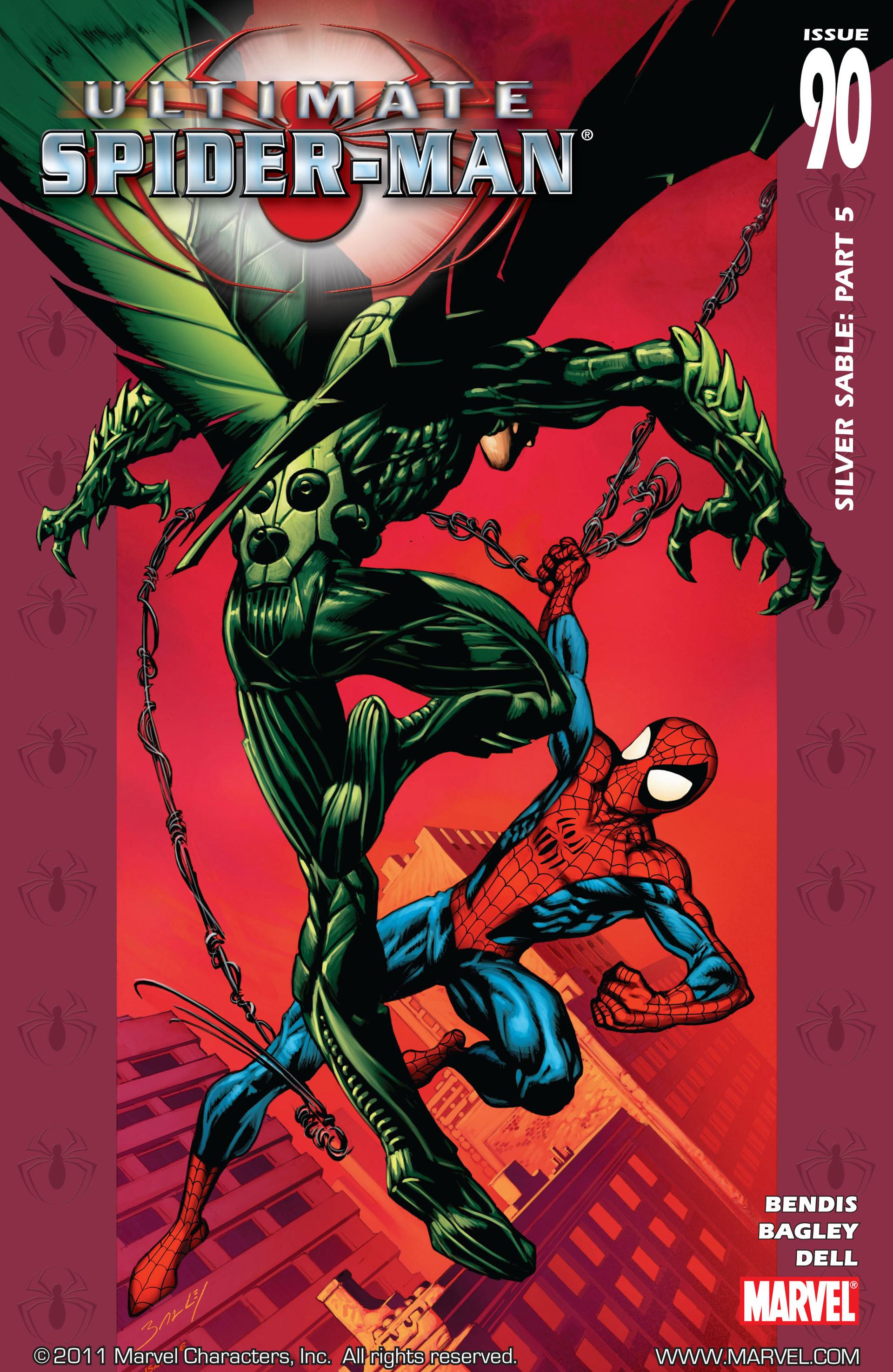 Ultimate Spider-Man Vol 1 90