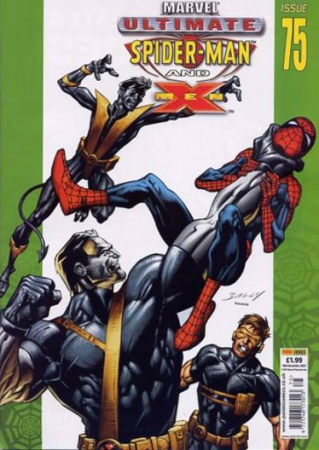 Ultimate Spider-Man and X-Men Vol 1 75