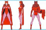 Wanda Maximoff (Earth-616) from Official Handbook of the Marvel Universe Master Edition Vol 1 9 0001