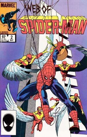 Web of Spider-Man Vol 1 2.jpg